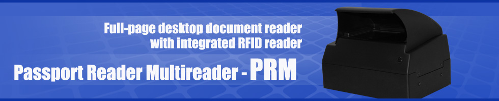 PRM | Passport Readers | Document Readers | ARH Inc.