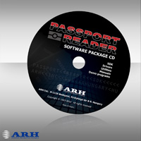 Passport reading software for ARH high-end passport scanners